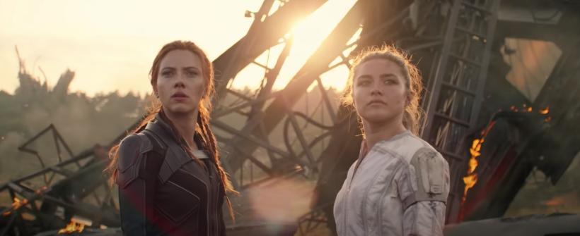 Black Widow | Nuevo tráiler subtitulado