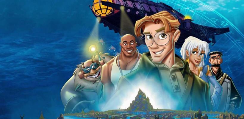Atlantis: El Imperio Perdido, de Gary Trousdale y Kirk Wise, ¿qué dijo la crítica en su estreno?