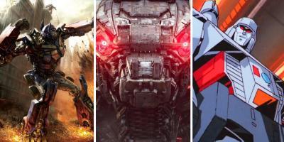 Godzilla vs. Kong: Diseño de Mechagodzilla fue inspirado por Transformers en dos sentidos