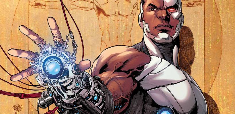 Escritor de cómics apoya a Ray Fisher y reveló que también fue obligado a que Cyborg dijera booyah
