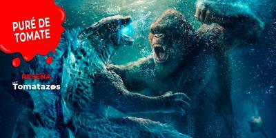 RESEÑA: Godzilla vs Kong | Batman vs. Superman a lo grande