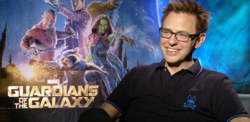 James Gunn cree que es ridículo criticar una película por estar dirigida a los niños