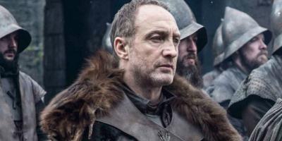 Michael McElhatton no ha visto la última temporada de Game of Thrones por la mala crítica que tuvo