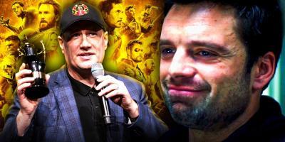 Sebastian Stan reveló por qué Kevin Feige no va a dirigir una película del MCU y dijo qué ama de él