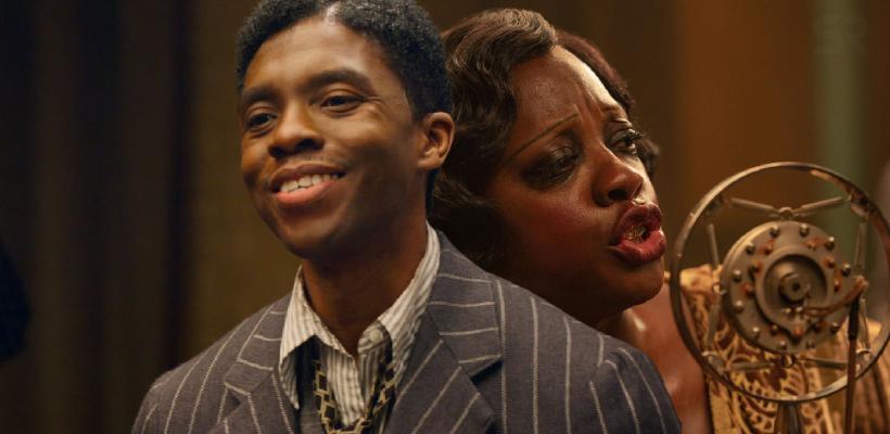 Viola Davis dice que Chadwick Boseman no estaba interesado en ser una estrella de cine