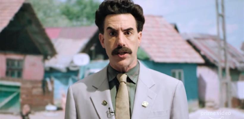 Snyder Cut inspira lanzamiento de la versión extendida de Borat 2