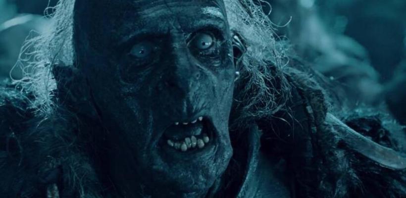 El Señor de los Anillos: actor que interpretó a un orco contó las penurias de usar maquillaje prostético
