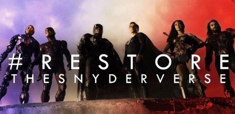 Zack Snyder no cree que #RestoreTheSnyderVerse tenga el mismo resultado que #ReleaseTheSnyderCut