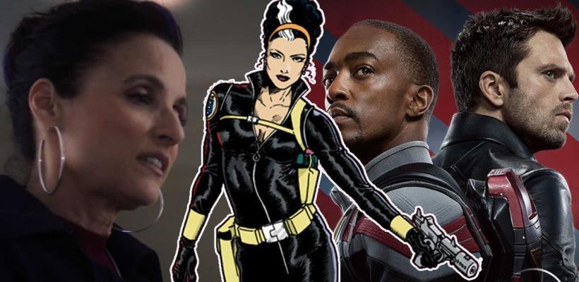 """Falcon y el Soldado del Invierno: Productor dice que Julia Louis-Dreyfus interpreta """"a un Nick Fury más oscuro"""""""