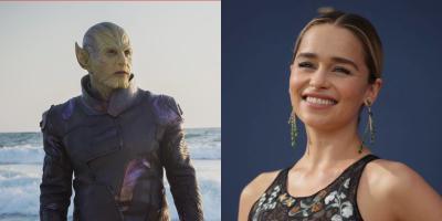 Emilia Clarke se une a Secret Invasion, la serie de Marvel para Disney Plus