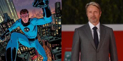 Mads Mikkelsen audicionó para Los Cuatro Fantásticos