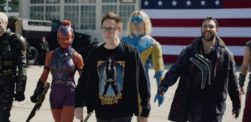 James Gunn dice que The Suicide Squad ya está terminada y que podría hacer más proyectos para DC
