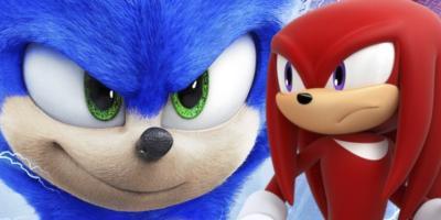 Sonic the Hedgehog 2: Revelan el primer vistazo a Knuckles