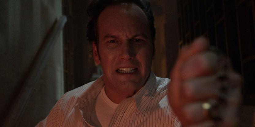 Patrick Wilson en la película El Conjuro 3