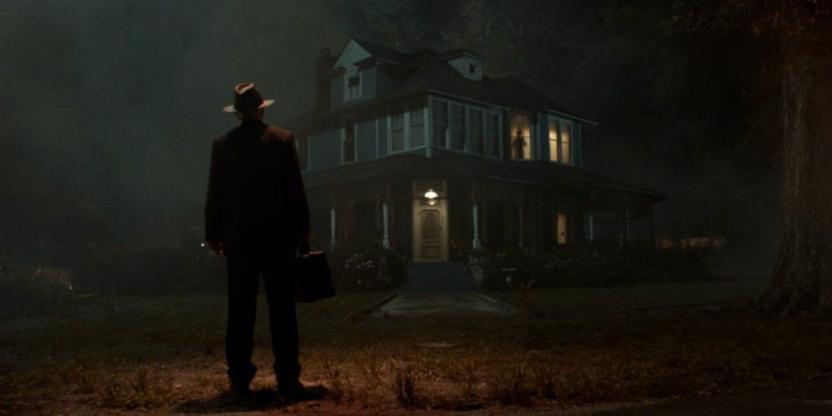Imagen de la primera secuencia de El Conjuro 3