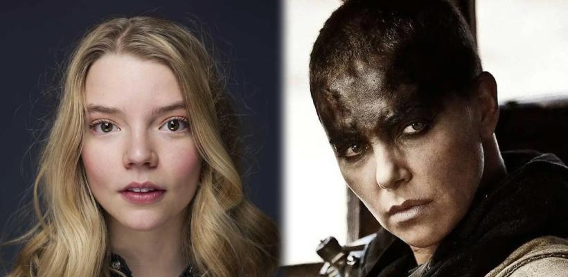 Anya Taylor-Joy dice que no imitará a Charlize Theron en Furiosa
