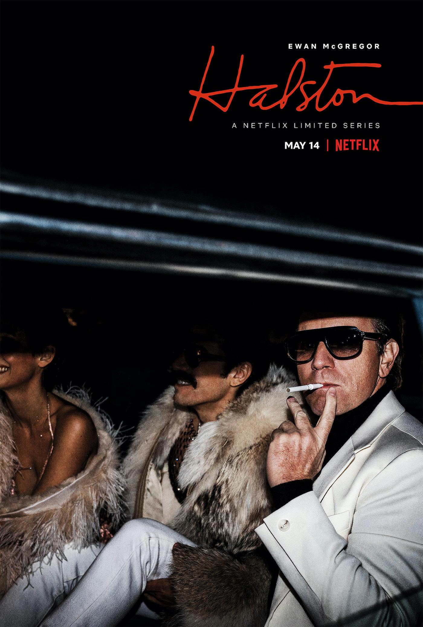 Halston: se revela la fecha de estreno y primeras imágenes de la serie de  Netflix protagonizada por Ewan McGregor | Tomatazos