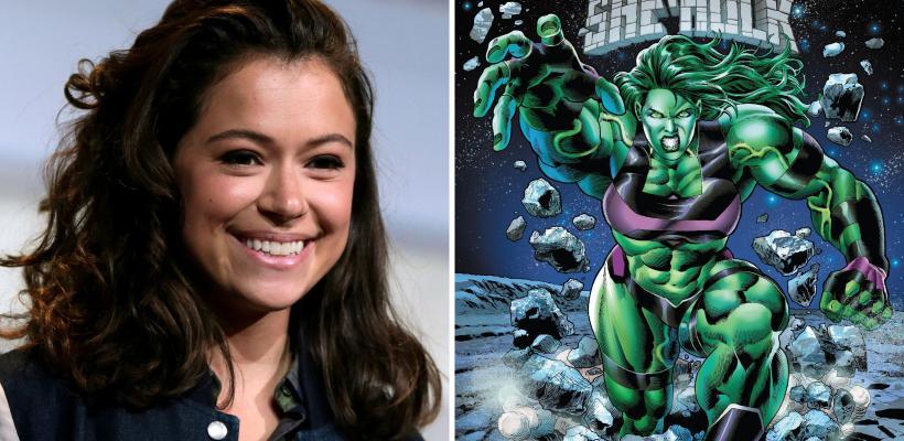 Primer vistazo a Tatiana Maslany en She-Hulk