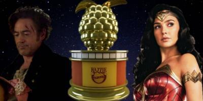 Razzie 2021: Lista completa de ganadores