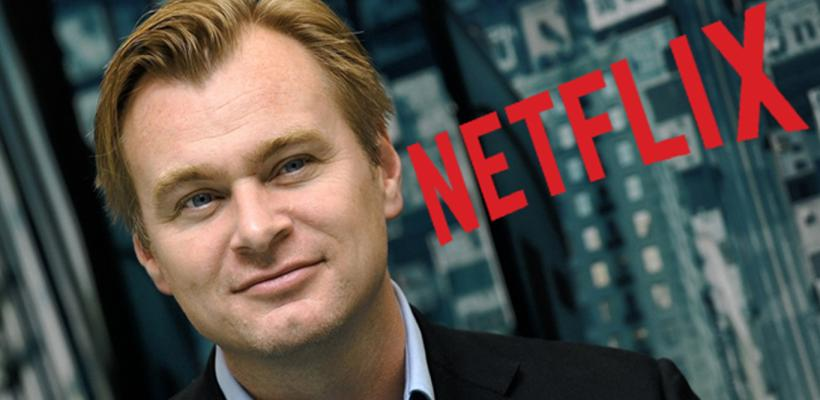 Christopher Nolan no hará películas de Netflix a menos que se puedan distribuir en cines a nivel mundial
