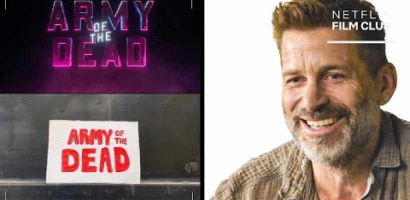 Zack Snyder reacciona a una parodia nigeriana del tráiler de Army of the Dead, la califica como increíble
