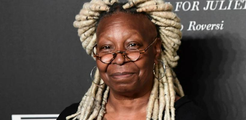 Whoopi Goldberg está escribiendo una película sobre una superheroína anciana negra