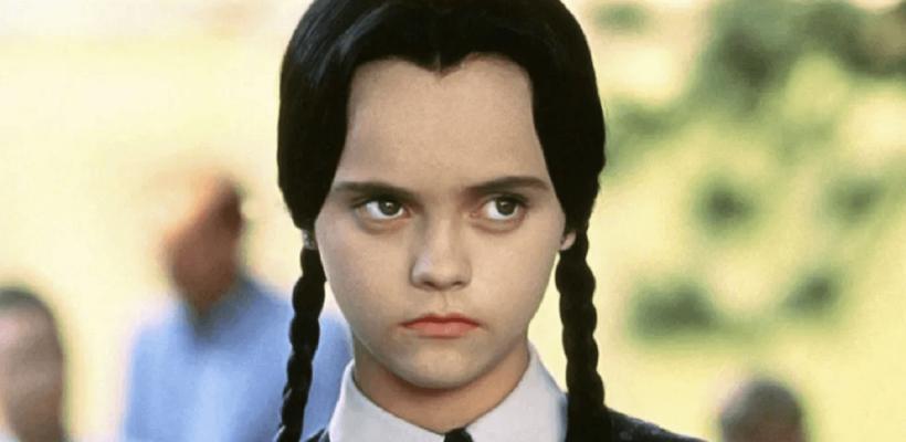 Christina Ricci podría ser Morticia en spin-off de Los Locos Addams