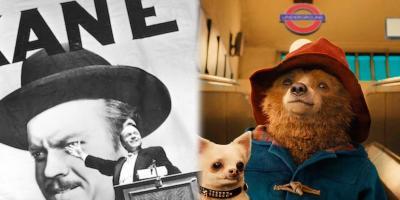 Paddington 2 supera a El Ciudadano Kane como la mejor película de la historia