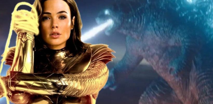 Gal Gadot revela quién ganaría en una pelea entre Mujer Maravilla y Godzilla