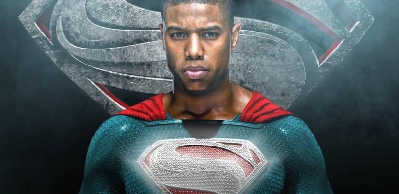 Michael B. Jordan dice si va a interpretar a Superman y da su opinión sobre la diversidad