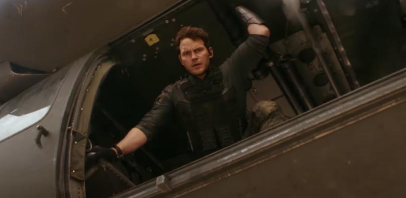The Tomorrow War: primer teaser de la película de Chris Pratt para Amazon