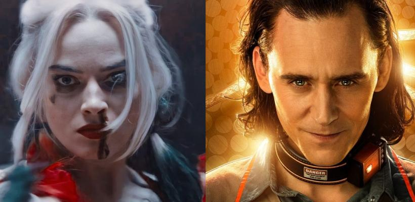 The Suicide Squad y Loki son las producciones de superhéroes más esperadas del año