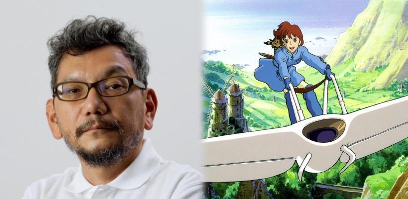Hideaki Anno, creador de Evangelion, quiere adaptar a live-action Nausicaa del Valle del Viento, de Hayao Miyazaki