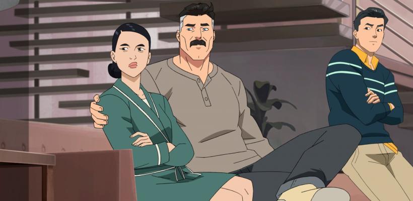 Invencible: Robert Kirkman explica por qué el protagonista es birracial en la serie