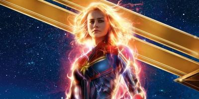Capitana Marvel 2 anuncia su título oficial y presenta su primer logo