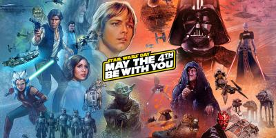Mark Hamill y los fans celebran el Star Wars Day