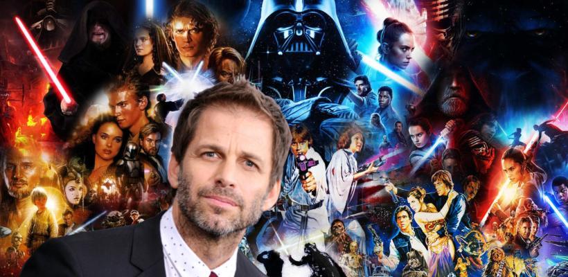 Zack Snyder quisiera dirigir una película de Star Wars, pero sabe que eso acabaría mal