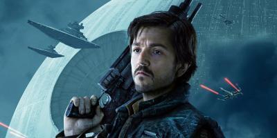 Se revelan primeras imágenes de Diego Luna como Cassian Andor en la precuela de Rogue One