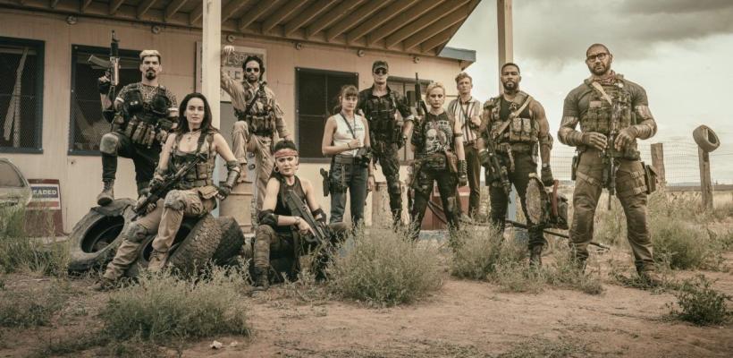 Army of the Dead de Zack Snyder va a tener un gran lanzamiento en cines