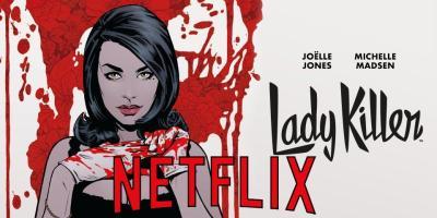 Netflix va a adaptar el cómic Lady Killer con Blake Lively como protagonista y guión de Diablo Cody