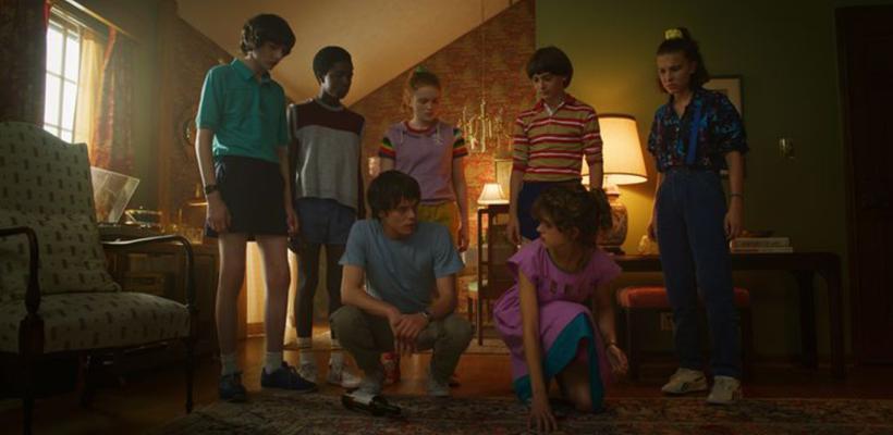 Netflix presenta tráiler oficial de la cuarta temporada de Stranger Things