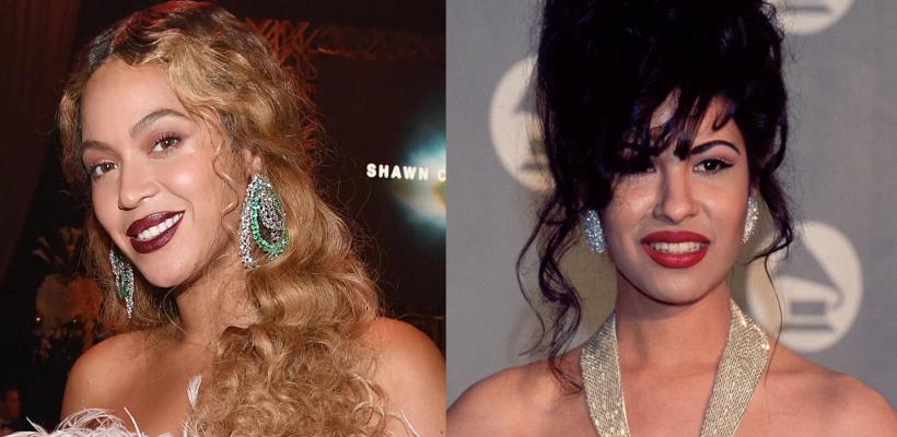 Selena: la cantante realmente conoció a Beyoncé como en la serie y los fans reaccionan