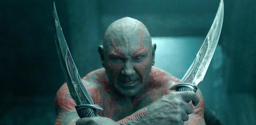 Dave Bautista confirma que había planes para una película de Drax y Mantis