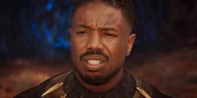 Michael B. Jordan reaccionó a Black Panther: Wakanda Forever