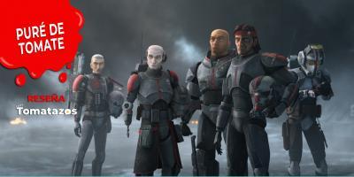 RESEÑA   The Bad Batch: Los clones que siguieron al mandaloriano