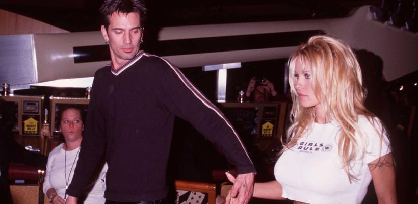 Salen las primeras fotos de Sebastian Stan como Tommy Lee y Lily James como Pamela Anderson