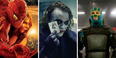 Películas de superhéroes que podrían convertirse en clásicos de cine
