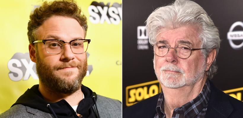 Seth Rogen revela que George Lucas sí creía que el mundo acabaría en 2012