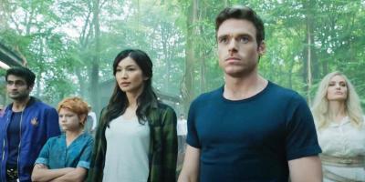 Marvel Studios ya podría estar desarrollando secuela de Eternals