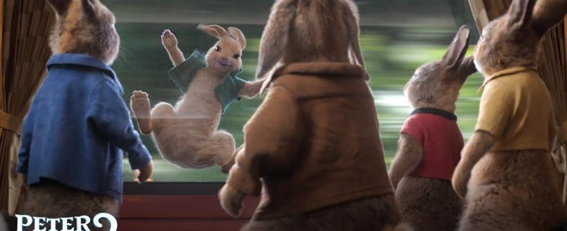 Peter Rabbit: Conejo en fuga | Tráiler oficial